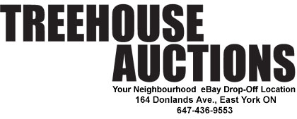 Treehouse Auctions Toronto S East End Ebay Consignment Drop Off Store